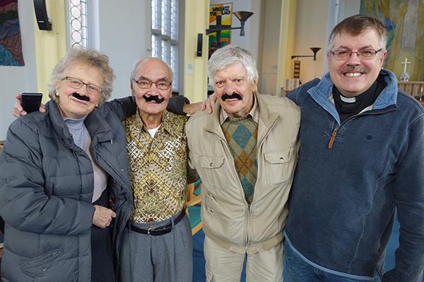 Steve does Movember!